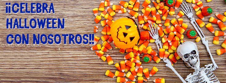 Celebra #Halloween con nosotros!! #Hotel #Benidorm #HotelEsmeralda #Costablanca #Fiesta #ComunidadValenciana #preparativos #halloweenparty