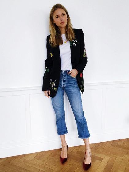 6 stylish μυστικά από την μπλόγκερ Pernille Teisbaek   μοδα , συμβουλές μόδας   ELLE