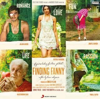 Finding Fanny Music-CD Exclusively Online at best price. #FindingFanny #Music #Songs #Bollywood #DeepikaPadukone