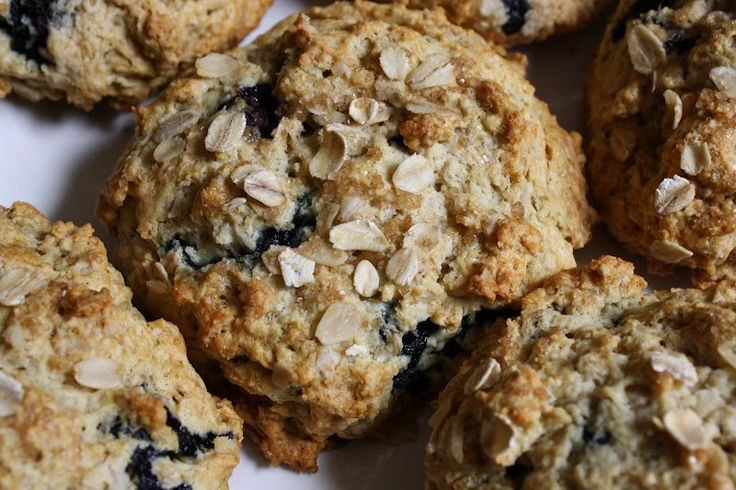 Gezonde Havermout Scones! - Hungry For Healthy Food