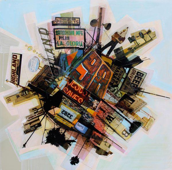 John Measures - urban compositions