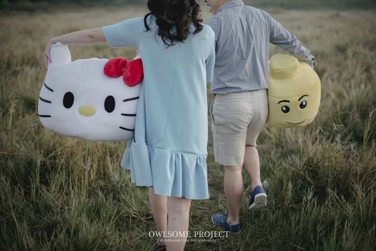 Hello Kitty and LEGO Themed Prewedding - Owlsome (3 of 98)