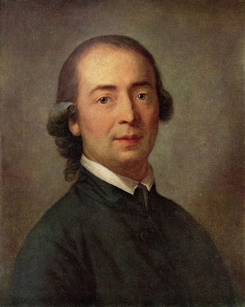 Johann Gottfried von Herder (1744-1803), was a German poet, translator, theologian and philosopher of history and culture of Weimar Classicism. He was one of the most influential writers and thinkers of German language in the age of Enlightenment and, with Christoph Martin Wieland, Johann Wolfgang Goethe and Friedrich Schiller to constellation of four classic Weimar.