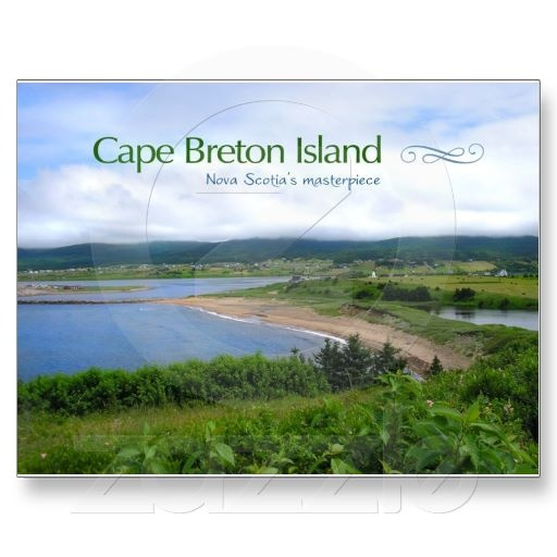 Cape Breton Island is my home