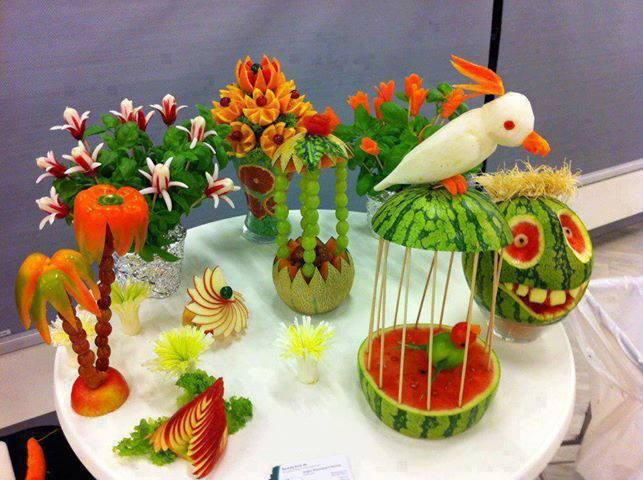 food-art for parties #provestra