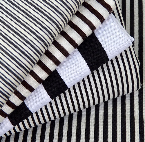 17 best images about fun fabrics pillows crafts Bold black and white striped curtains