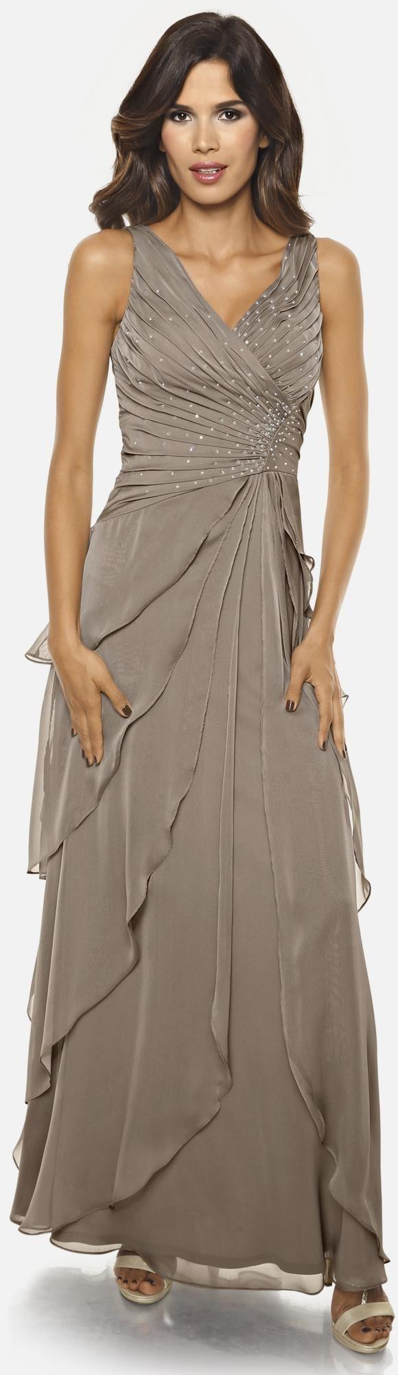 Ashley Brooke by heine Abendkleid in braun bei ABOUT YOU bestellen. ✓Versandkostenfrei ✓Zahlung auf Rechnung ✓kostenlose Retoure