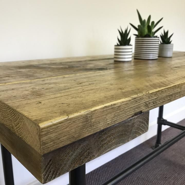 This Is A Made To Order Hand Made Dining Table The Materials