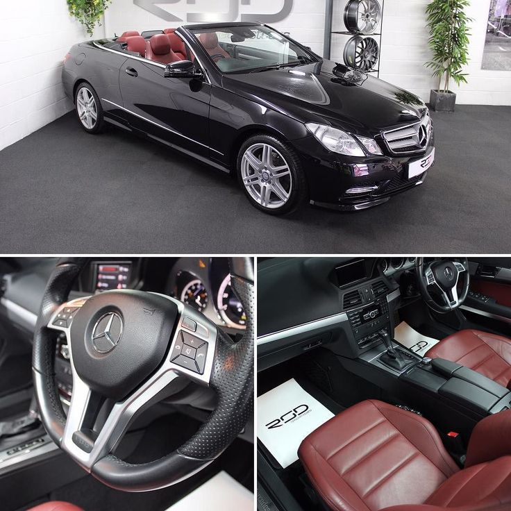 Our beautiful Mercedes E220 CDi Convertible massive spec & low miles. full details www.rs-direct.co.uk #mercedes #mercedesbenz #rsdirect #rsdirectspecialistcars #yate #bristol