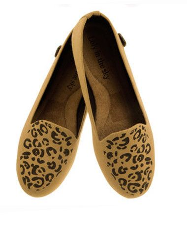 Loly in the Sky — Patricia animal print flats - Loly in the sky - Spring/Summer 2013 Collection