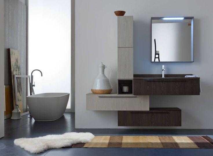 mobili da bagno versace : 17 migliori idee su Mobili Da Bagno Sospesi ...