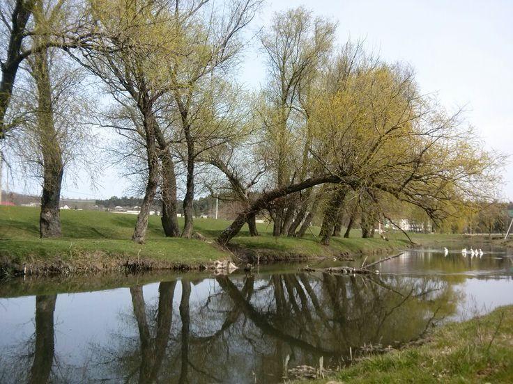 River in Moldova