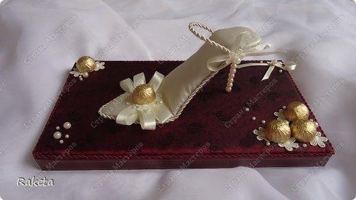 Свит-дизайн Моделирование: Мои первые туфельки 8 марта, День матери, День рождения, День учителя. Фото 14