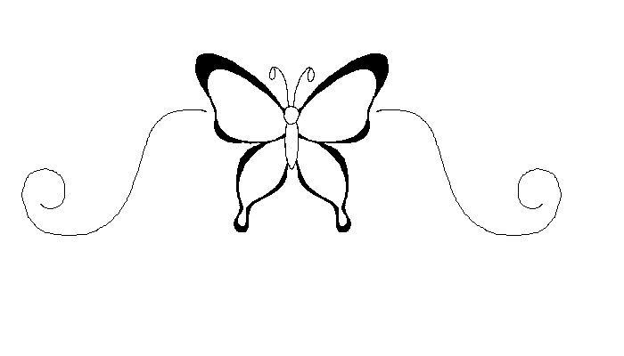33 Best Butterfly Tattoo Outline Images On Pinterest