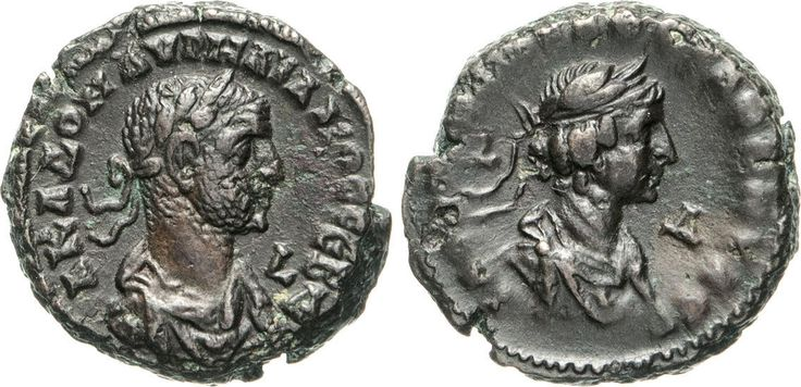 NumisBids: Numismatica Varesi s.a.s. Auction 65, Lot 264 : AURELIANO (270-276) Potin/Ae 21, Egitto, Alessandria. D/ Busto...