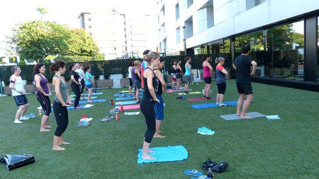 Master Class Hipopresivos + Pilates en Metropolitan Begoña.