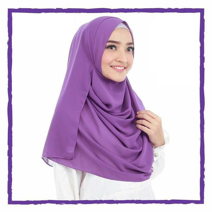Cara Produksi Jilbab Sendiri Dengan Mudah Kursus Hijab Tutorial Hijab Pashmina Kerudung