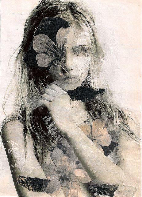 portret bloem by annemiek tichelaar, via Flickr