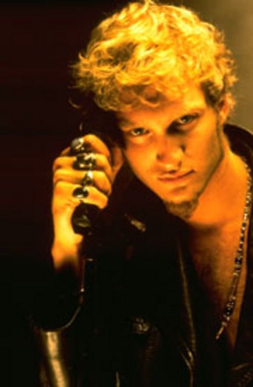 Layne Staley- one of the greatest voices ever, I named my son after him, RIP.