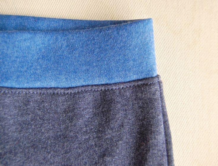 smooth waistband tutorial via the always amazing www.ikatbag.com