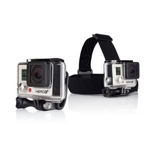 Buy the GoPro Head Strap and QuickClip from Jessops