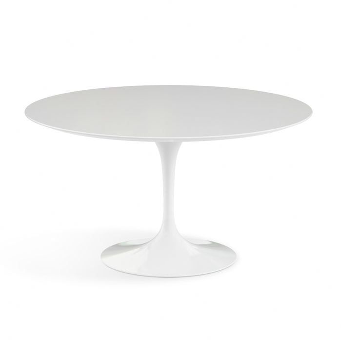 """Saarinen 60"""" Round Dining Table"""