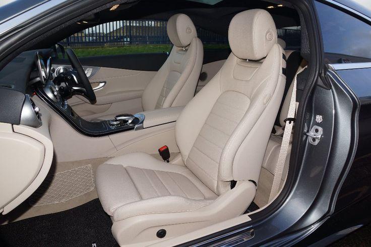 Mercedes-Benz C Class 2.1 C250d AMG Line (Premium Plus Pack) 9G-Tronic Plus 2dr (start/stop)