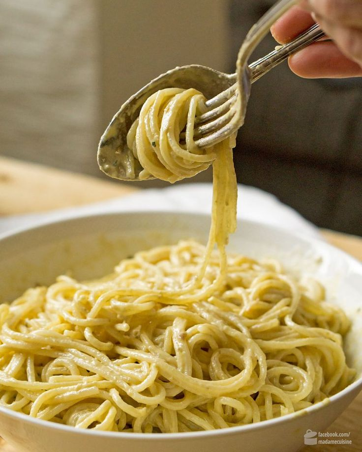 Vitello Tonnato Pasta – but without calf   – Essen und trinken