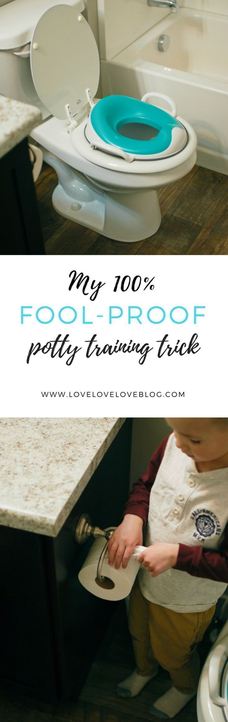 You won't need a potty training chart after you read my best tip for potty training! It really works even for stubborn boys and girls. #pottytrainingtipsforgirls #pottytraininggirls #pottytrainingboysstubborn #pottytrainingboyschart