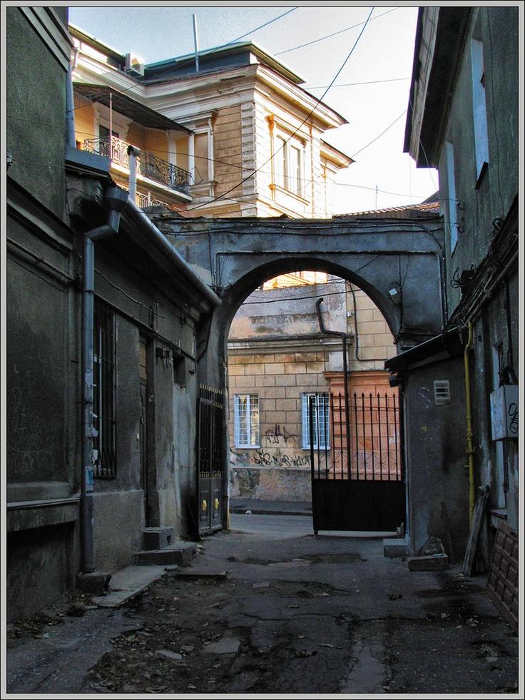 Воронцовский переулок, Одесса