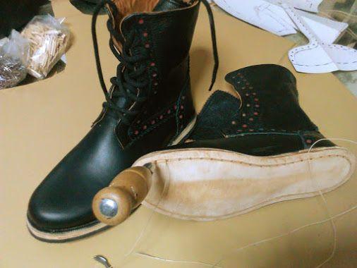 Χειροποίητα παπούτσια (Εμμανουήλ) - Google+
