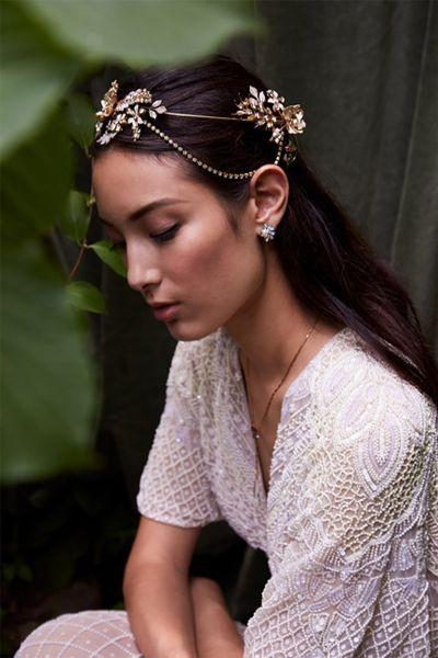 21 accesorios perfectos para que lleves en tu cabello el día de la boda. ¡Te enamorarás de todos! Image: 0