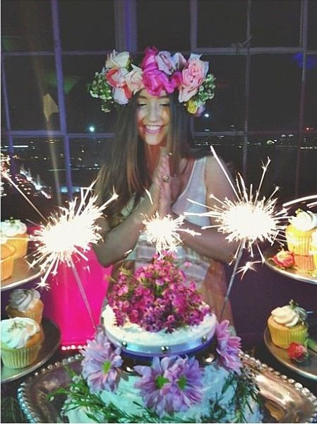 My Jackie-Palooza bohemian 25th Birthday party! #woodstocktheme #coachella                                                                                                                                                     More