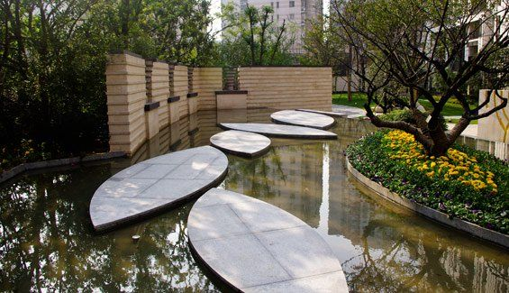 Wulin Palace Apartments | Hangzhou China | Integrated Planning and Design World Landscape Architecture