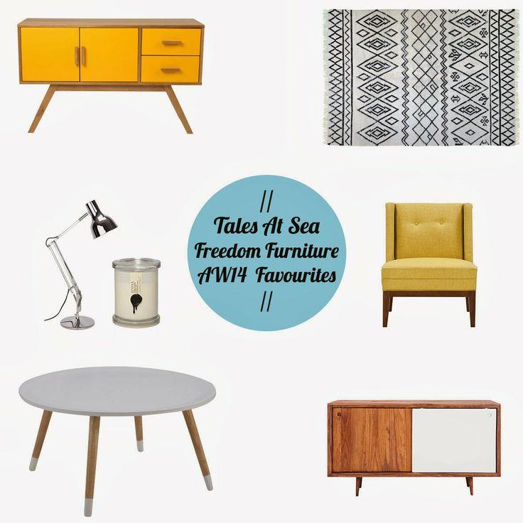 Please & Thanks // Freedom Furniture AW14 Favourites.  Home decor / furniture / storage / furnishings