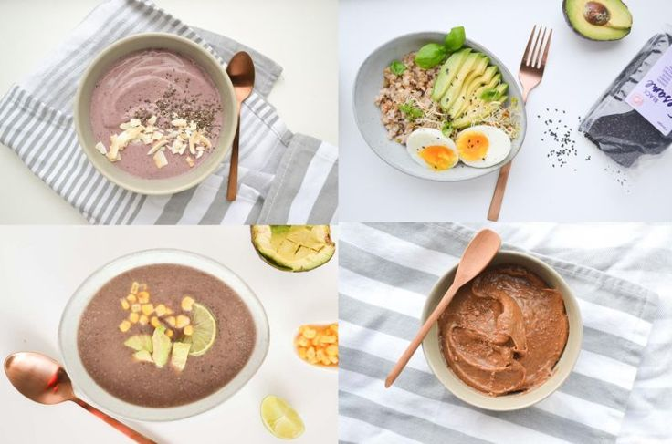 10 Lekkere recepten met avocado! Van eiersalade tot chocolademousse. Van groene smoothie tot groene salade 2.0. Ja, avocado kan zelfs in de soep!
