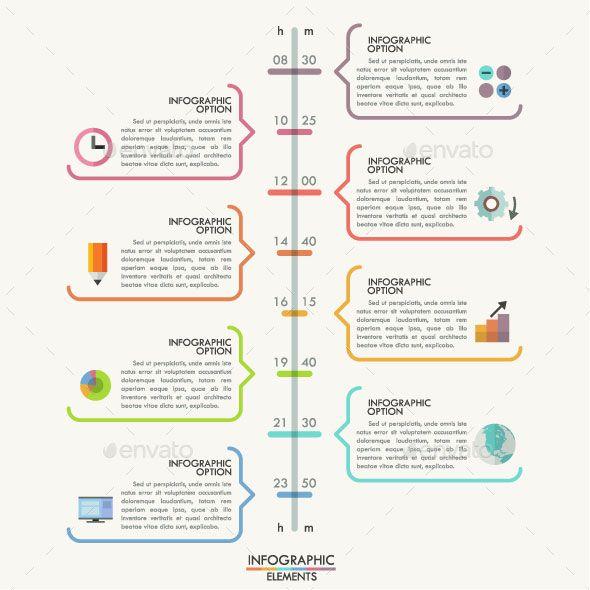 Minimal Timeline Template