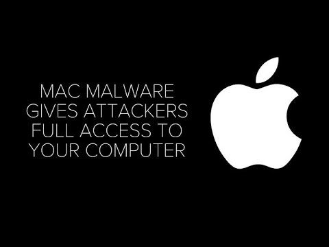 Mac malware gives attackers full access to your computer (CNET News) | Haystack TV