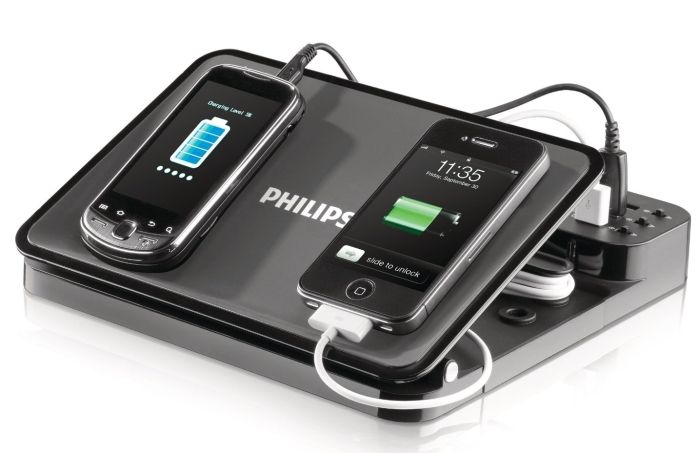 Philips SPS6038A/17 Home Charging Station