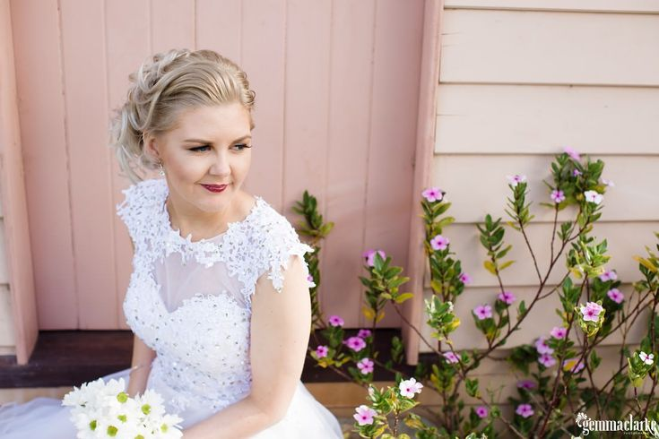 Hayley & Nick's Relaxed Fagan Park Wedding with Ice-Cream Cake