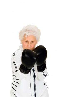 Granny Boxing 57
