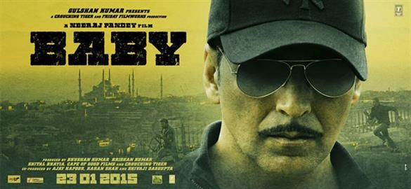 Baby movie review - Watch it for Akshay Kumar