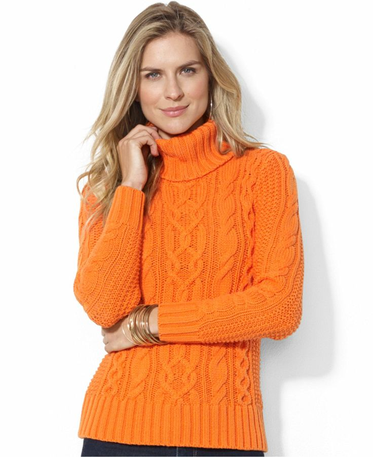 141 best Knit Sweaters F/W ARAN Red, Orange, Pink images on ...
