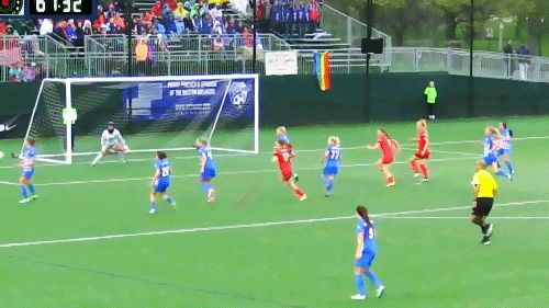 Synchronized Soccer