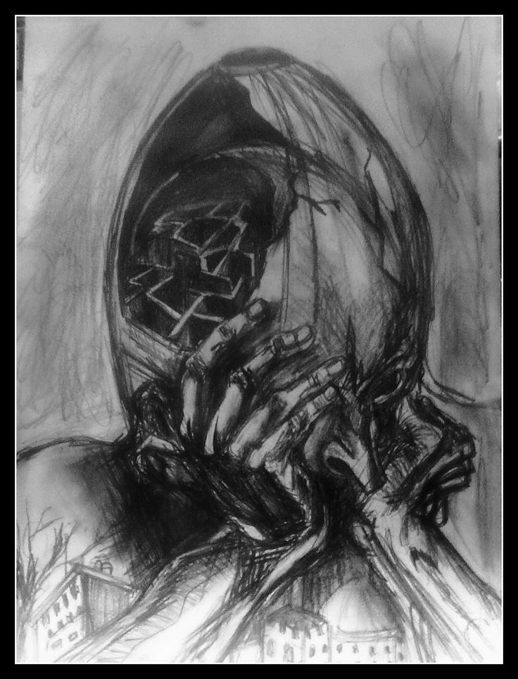 Original sketch by Marcel Chirnoaga.
