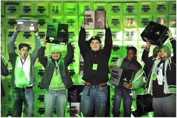 Microsoft vende 1 millón de Xbox One en menos de 24 horas