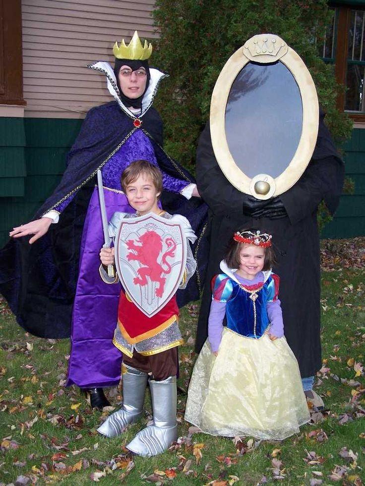 Schneewittchen Figuren - Böse Königin, Spieglein, Prinz und Prinzessin