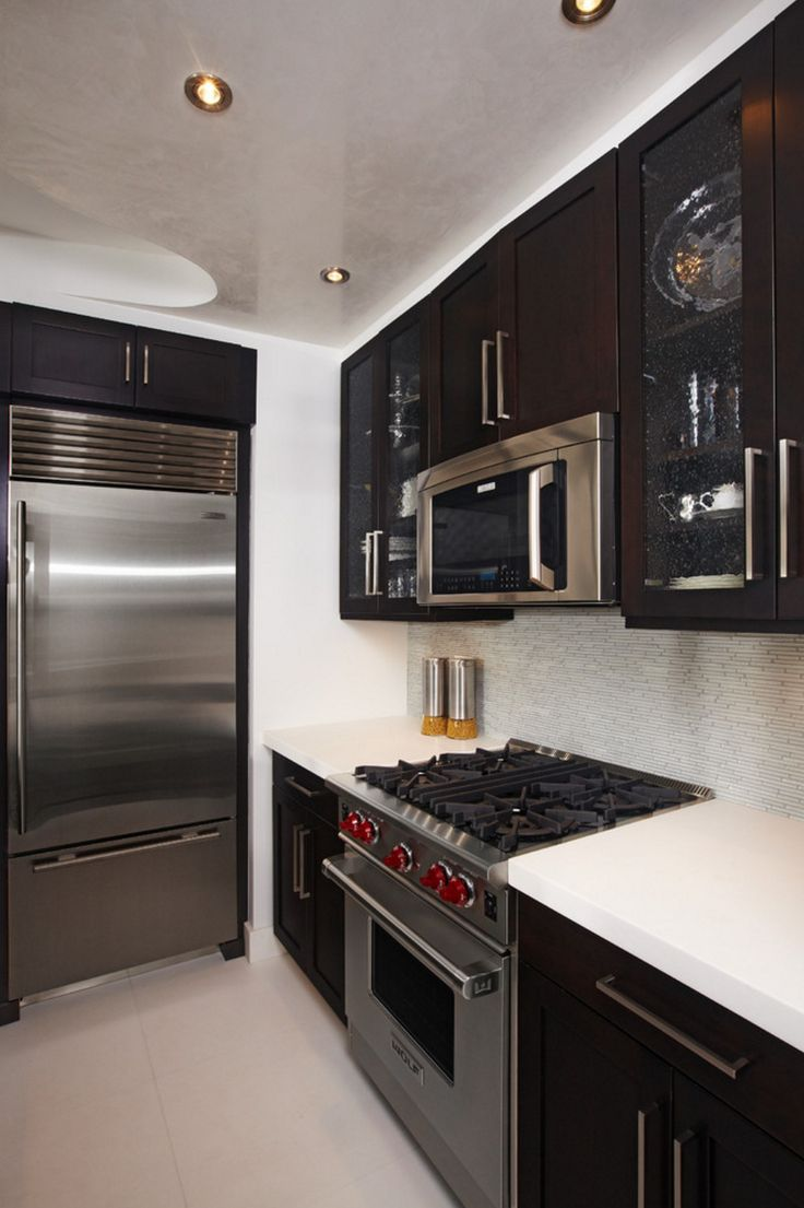 779 best images about galley kitchens on pinterest for Apartment galley kitchen ideas