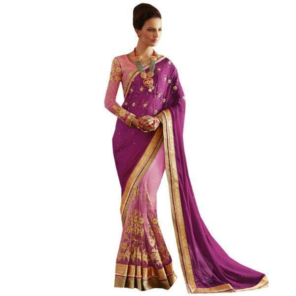 Jay Sarees Exclusive traditional Indian Festival Saree Jcsari3045d61