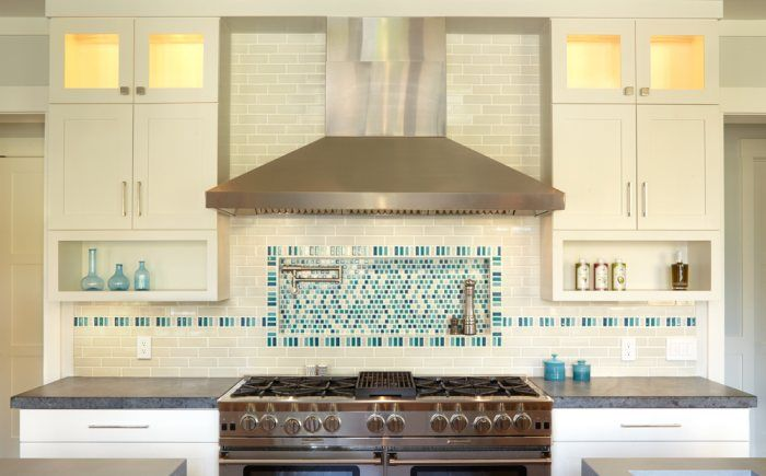 Contemporary and Coastal Kitchen   Installation Gallery   Fireclay Tile
